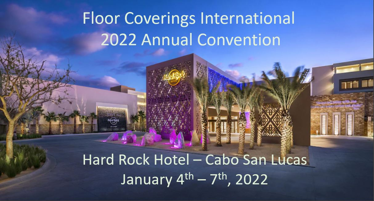 Floor Coverings International 2022 Annual Convention